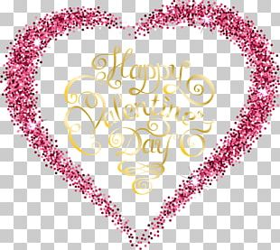 Valentine's Day Heart Romance PNG