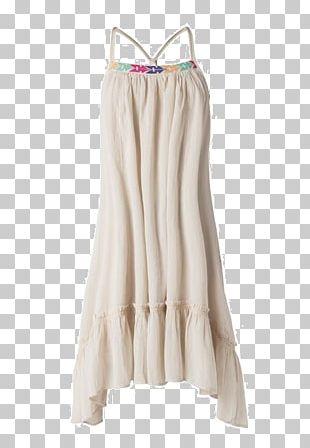 Beige Dress PNG