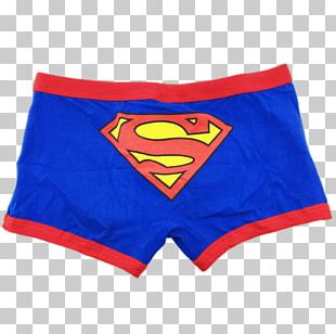 Superman Underwear PNG