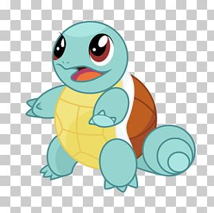 Sea Turtle Squirtle Pokémon GO PNG