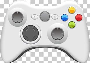 Video Game Console Xbox 360 Controller Joystick PNG