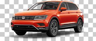 2018 Volkswagen Tiguan Car Sport Utility Vehicle Volkswagen Eos PNG