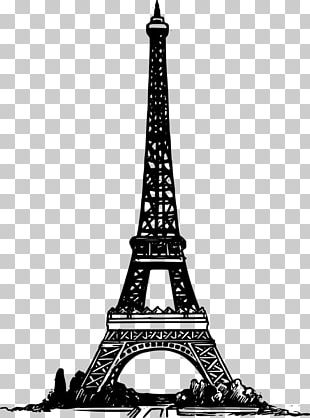 Eiffel Tower Electric Power Electricity PNG