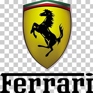 Enzo Ferrari Car LaFerrari Logo PNG