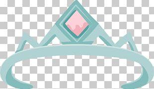 Gemstone Diamond Crown Blue Sapphire PNG