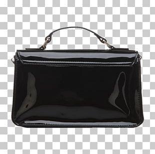 Briefcase Handbag Leather Messenger Bag PNG