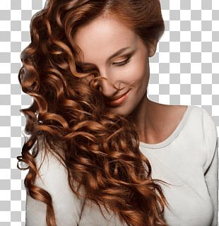 Hair Permanents & Straighteners Hairstyle Beauty Parlour Brown Hair PNG
