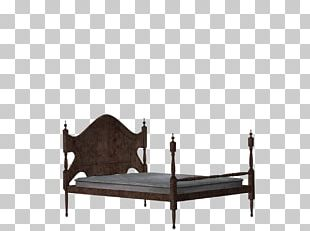 Bed Frame Mattress Furniture Sleep PNG