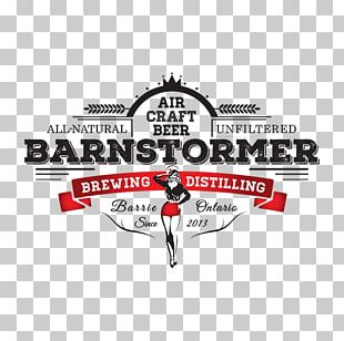 Barnstormer Brewing & Distilling Co. Beer India Pale Ale Muskoka Cottage Brewery City Brewing Company PNG