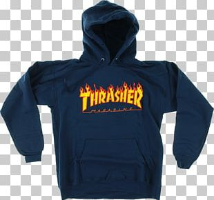 Hoodie Thrasher Sweater Bluza T-shirt PNG