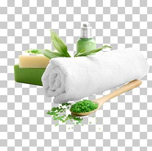 Towel Spa Soap Bath Salts Cosmetology PNG