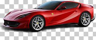 Ferrari 812 LaFerrari Car Ferrari F12 PNG