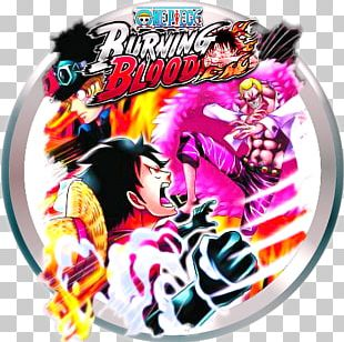 One Piece: Burning Blood One Piece: Unlimited World Red PlayStation Xbox 360 One Piece: Pirate Warriors 3 PNG