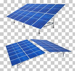 Solar Power Solar Panels Energy Photovoltaic System Photovoltaics PNG