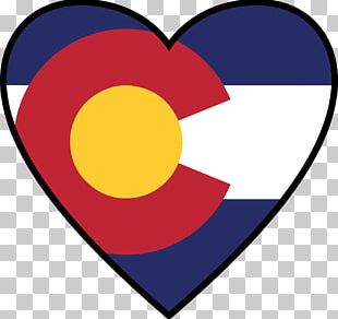 Flag Of Colorado State Flag PNG