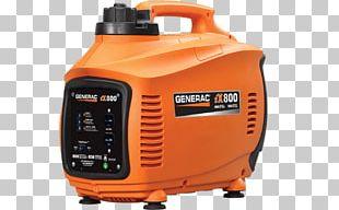 Generac Power Systems Generac IX800 Inverter Generator Engine-generator Electric Generator Generac IQ2000 Inverter Generator PNG
