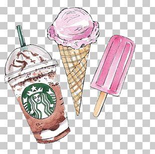 Ice Cream Milkshake City Of Melbourne Coffee Starbucks PNG