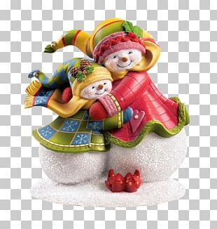 Snowman Figurine Harbin International Ice And Snow Sculpture Festival Child Daughter PNG