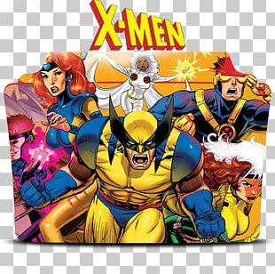 Professor X X-Men Comics Television Show Animated Series PNG