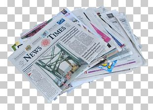 Newspaper Local News News Media PNG