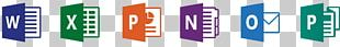 Microsoft Office 365 Computer Software Microsoft Office 2016 PNG