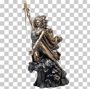 Venus Nemesis Greek Mythology Statue God PNG