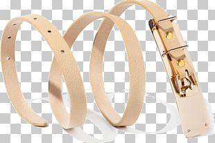 Bangle Belt Metal Material PNG