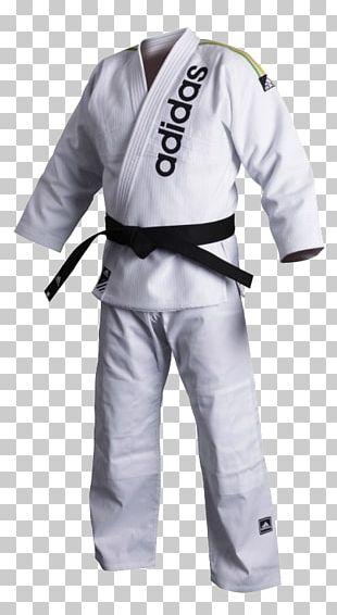 Dobok Adidas Clothing Brazilian Jiu-jitsu Gi PNG