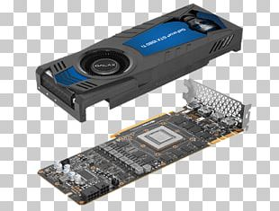 Graphics Cards & Video Adapters NVIDIA GeForce GTX 1080 Ti Pascal Graphics Processing Unit PNG