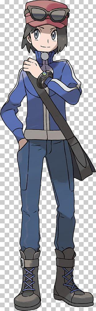 Pokémon X And Y Serena Pokémon Battle Revolution Pokémon Diamond And Pearl Calem PNG