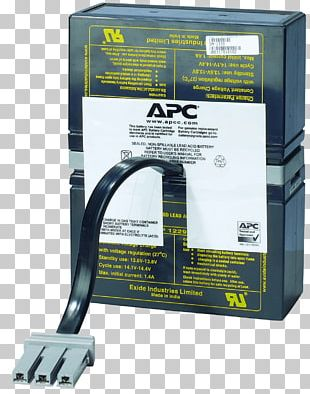 APC Smart-UPS APC By Schneider Electric Electric Battery Lead–acid Battery PNG