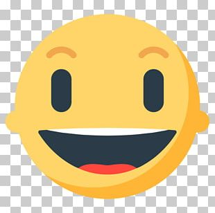 Face With Tears Of Joy Emoji Sticker Email Emoticon PNG