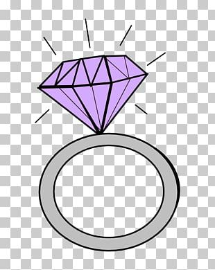 Engagement Ring Diamond PNG