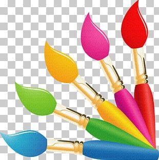 Painting Paintbrush Oil Paint PNG