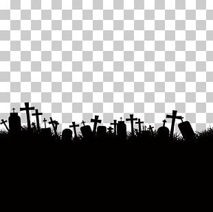Cemetery Ghost Stock Photography PNG