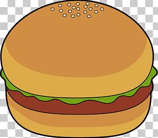 Cheeseburger Hamburger Fast Food McDonald's Big Mac PNG