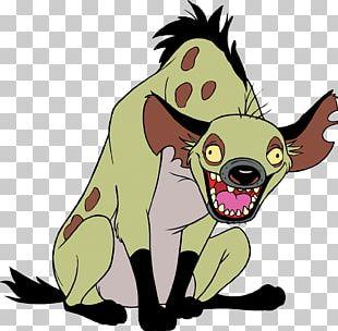 Ed The Hyena Zazu Simba The Lion King PNG
