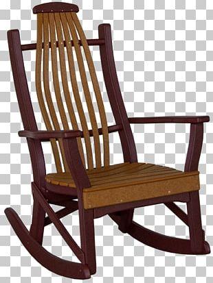 Rocking Chairs Cushion Garden Furniture Chaise Longue PNG