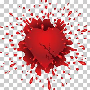 Valentine's Day Heart Red PNG