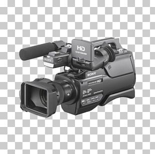 Sony Camcorders Sony HXR-MC2500 Video Cameras PNG