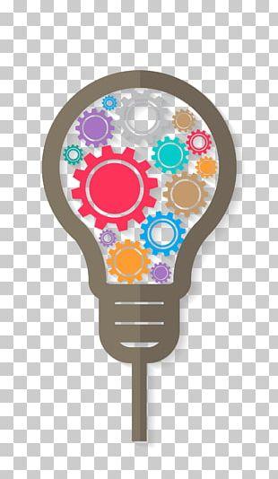 Incandescent Light Bulb Idea Lamp PNG