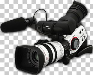 Canon XL2 Canon PowerShot S5 IS Video Camera Camcorder PNG