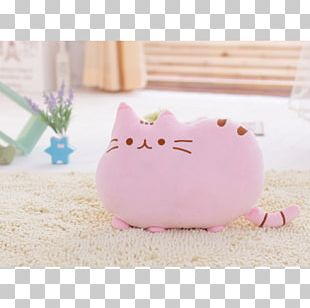Plush Stuffed Animals & Cuddly Toys Cat Doll PNG