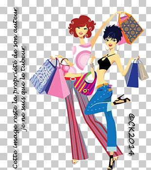 Shopping Fashion Bag PNG