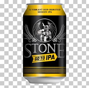 India Pale Ale Beer Stone Brewing Co. Stone Ruination IPA PNG