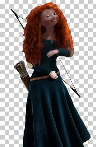 Merida Tiana Disney Princess Character Pixar PNG