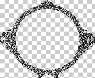 Borders And Frames Crown Of Thorns Frames Thorns PNG
