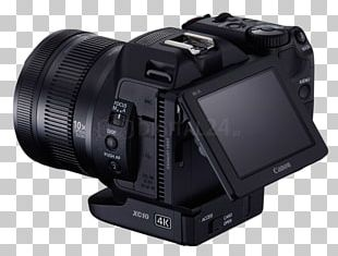 Canon EOS 4K Resolution Video Cameras Canon XC10 PNG