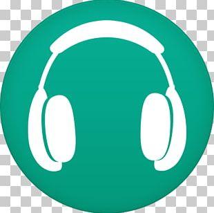 Area Symbol Headphones Font PNG