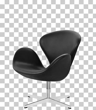 Egg Eames Lounge Chair Model 3107 Chair Swan Fritz Hansen PNG